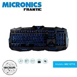Mouse óptico Gamer XTech XTM510