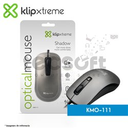 Mouse óptico Shadow KMO-111 USB