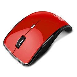 Mouse óptico inalámbrico ergonómico KX KMO-375RD