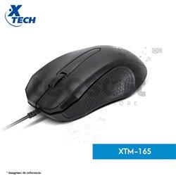 Mouse óptico Xtech XTM-165 USB