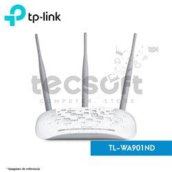 Punto de acceso inalámbrico N a 450 Mbps (TL-WA901ND)
