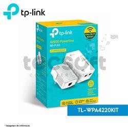 Kit Extensor Powerline WiFi AV600 a 300 Mbps (TL-WPA4220KIT)