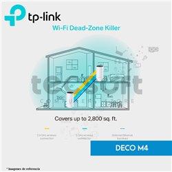 Sistema Wi-Fi Mesh para toda la Casa AC1200