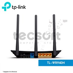 Router Inalámbrico N a 450Mbps (TL-WR940N)