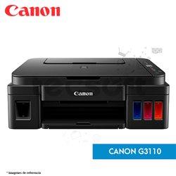 Impresora Multifuncional CANON PRIXMA (G3110)
