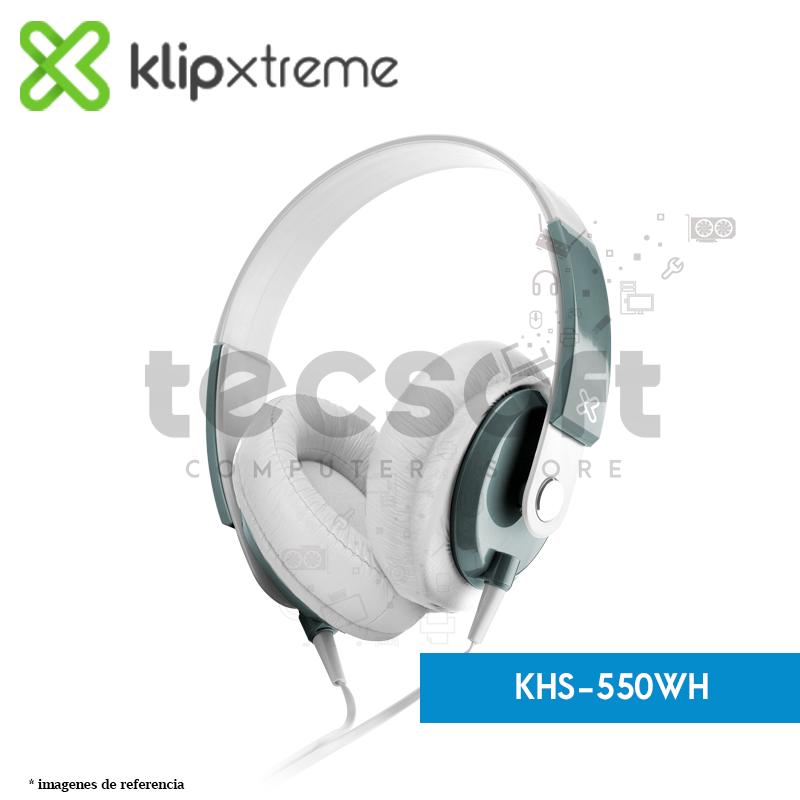 Audífonos con cable Obsession (KHS-550WH)