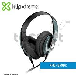 Audífonos con cable Obsession (KHS-550BK)
