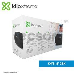 Parlante portátil con tecnología Bluetooth® Bravo II (KWS-613BK)
