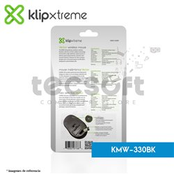 Mouse óptico inalámbrico  6 Botones Vector KMW-330BK