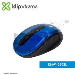 Mouse óptico inalámbrico  6 Botones Vector KMW-330BL