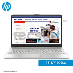 Laptop HP - 15-DY1002LA 8GB RAM/ 16GB Optane/ (SSD) de 256 GB