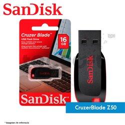 SanDisk USB FlashDrive 16 GB CruzerBlade Z50