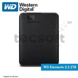 """Disco Duro portátil 2.5"""" 2TB de Almacenamiento USB 3.1"""