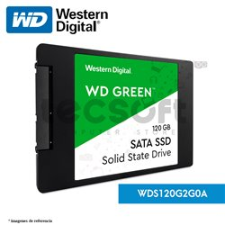 "Disco Duro SSD 2.5"" 120GB SATA3"
