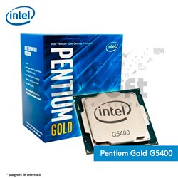 Intel Pentium Gold G5400 - Procesador 1151C