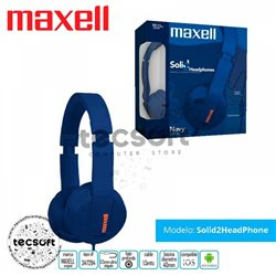 Solid2 Headphones de Maxell