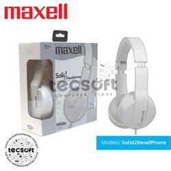 Solid2 Headphones de Maxell
