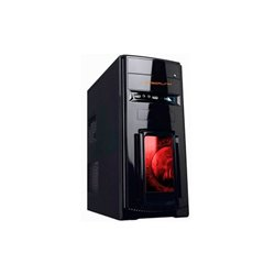 Case Mid Tower ATX 250/650W Sata