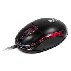 Mouse óptico iluminado XTech 195