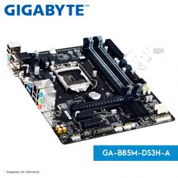 Tarjeta Madre Gigabyte GA-B85M-DS3H-A