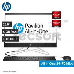 PC HP All-in-One 24-F016LA...