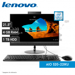 PC Lenovo All in One -...
