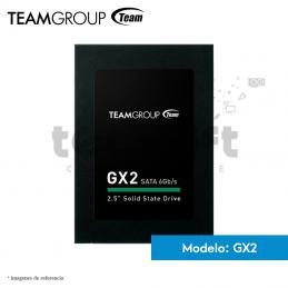 "Disco Duro SSD 2.5"" TeamGroup 128GB SATA3 (GX2)"