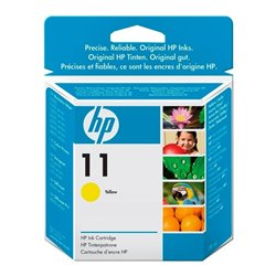 Tinta HP 11 Yellow