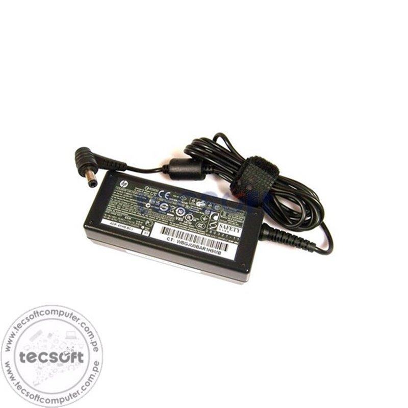 Cargador para Laptop HP 18.5V 3.5A punta negra