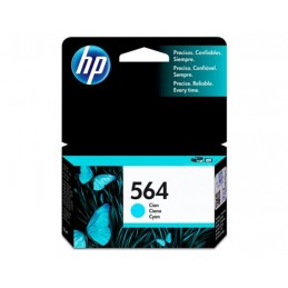 Cartucho de Tinta HP 564 Cian