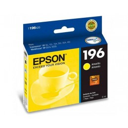 Tinta Epson 196 Yellow