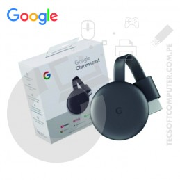 Google Chromecast 3era...