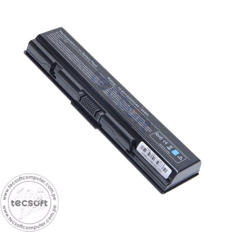 Batería para Laptop Toshiba PA3535U-1BRS 6 Celdas