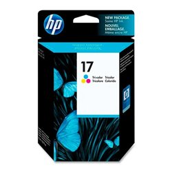 Tinta HP 17 Tricolor