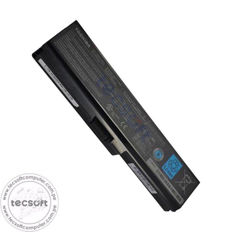 Batería para Laptop Toshiba PA3817U-1BRS 6 Celdas