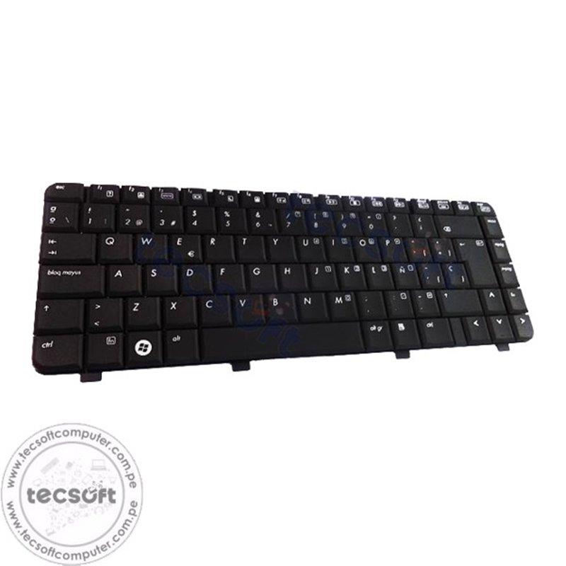 Teclado para Laptop HP 530