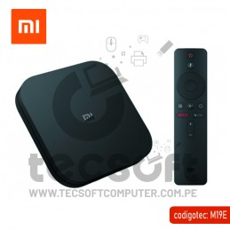 Xiaomi Mi Box S, Android Tv...