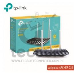 Router WiFi Doble Banda AC750