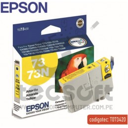 Cartucho Original Epson...