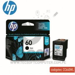 Cartucho de Tinta HP 60...