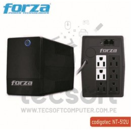 UPS 500VA(250W) FORZA...