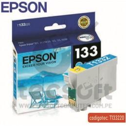 CARTUCHO ORIGINAL EPSON 133...