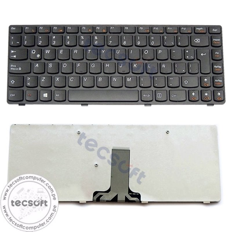 Teclado para Laptop Toshiba L850