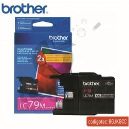 CARTUCHO BROTHER LC79M XXL...