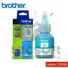 Botella De Tinta Brother...