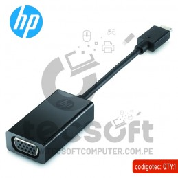 HP USB-C to VGA Adapter