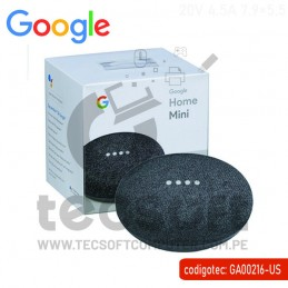 Google Speaker Home Mini Slate