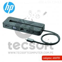 HP USB-C mini Dock -...