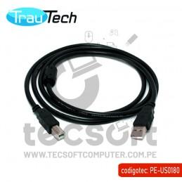 Cable de impresora USB...