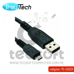 CABLE USB M TO MICRO 5PIN...